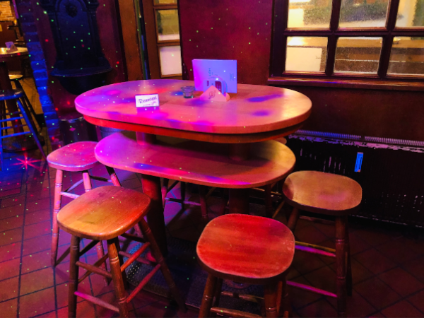 Tische für deine Veranstaltungen